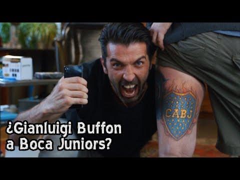 Gianluigi Buffon a Boca?