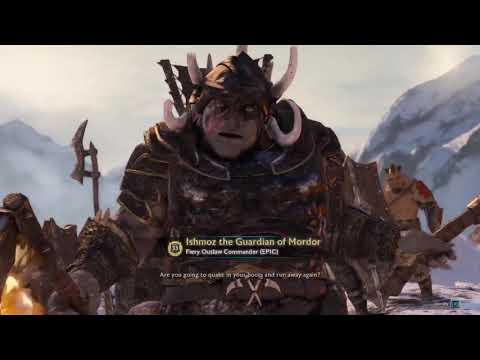 Shadow of War: The Nemesis Wars: Enter the Outlaws |
