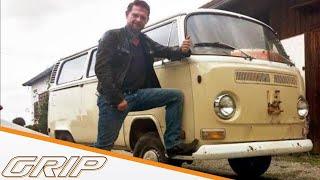 Det sucht VW-Bus T2 zum GRIP Jubiläum | GRIP