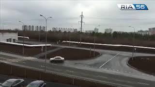 Новая дорога на проезде Северном  Оренбург