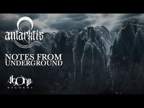 ANTARKTIS - Notes From Underground (Official Track Stream)