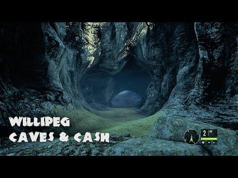 theHunter - Call of the wild - Willipeg Caves & Cash