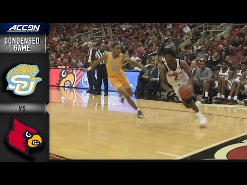 Southern University vs. Louisville Condensed Game | 2018-19 ACC Basketball