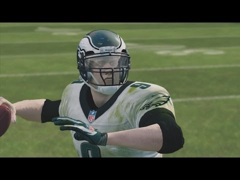 MADDEN 25 ONLINE RANKED MATCH: NICK FOLES DOING WORK: EAGLES VS CHIEFS