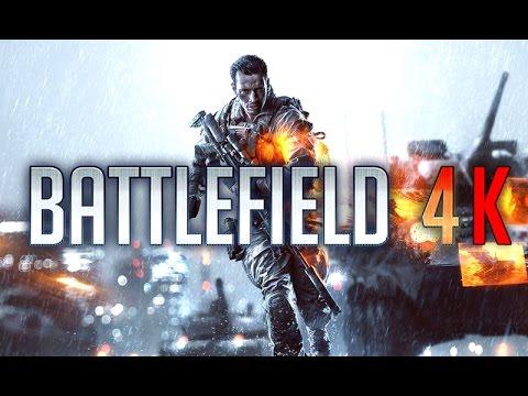 BATTLEFIELD 4 GAME MOVIE IN 4K! (extended cut, all cutscenes \u0026 gameplay) [4К, 60fps]