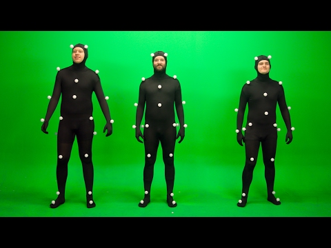 Men Wear Motion-Capture Suits So Someone With Special Effects Skills Can Make Them Women Of Color