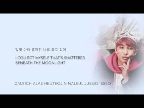 BTS V & Rap Monster  4 OClock 네시 HanRomEng lyrics
