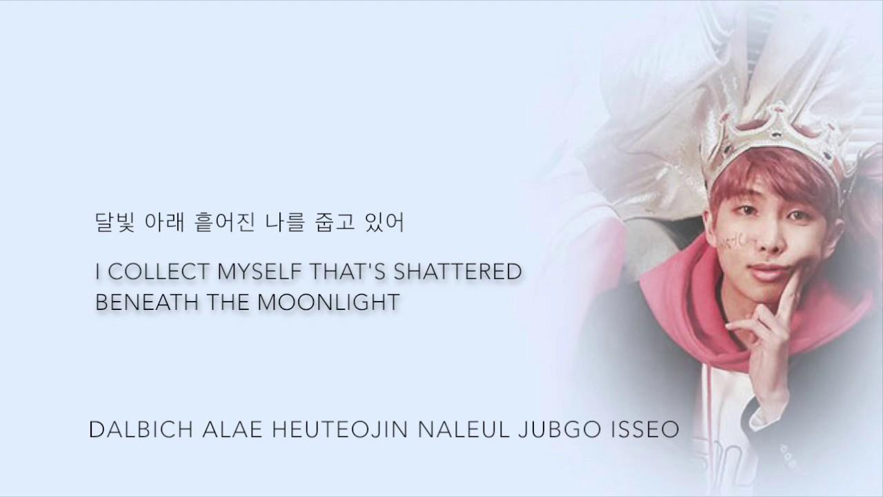 BTS V & Rap Monster - '4 O'Clock (네시)' [Han|Rom|Eng lyrics]
