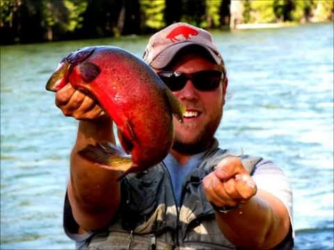 """ADVENTURES OF A YELLOWSTONE GUIDE ~ An """"Eyes on the Fly"""" Production"""
