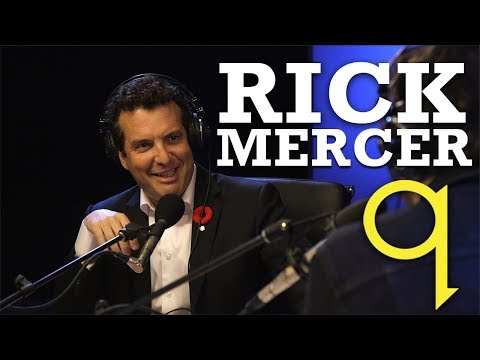Why Rick Mercer is leaving the best job in the world
