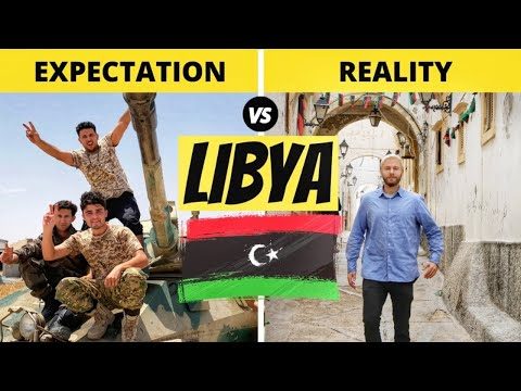 Inside LIBYA (Expectation VS Reality) | TRIPOLI |