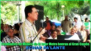 INTER METRO HOMENAJE A EL GRAN COMBO, Canta Nahrya Perez, UN VERANO EN NY,AZUCAR NEGRA, PART 1/3