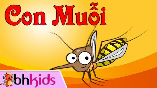 Con Muỗi Vo Ve | Nhạc Thiếu Nhi Vui Nhộn [Official HD]