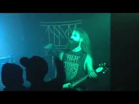 Taake- Starlite Lounge, Sacramento Ca. 6/13/16 Canon HFG30 and Rode Video Pro Stereo Mic Pt. 1