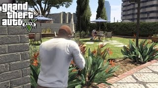 Paparazzo - The Sex Tape - GTA V Strangers & Freaks (HD)