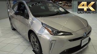 2019 NEW Toyota Prius - Toyota Prius 2019 Reviews Interior Exterior - 新型トヨタ プリウス