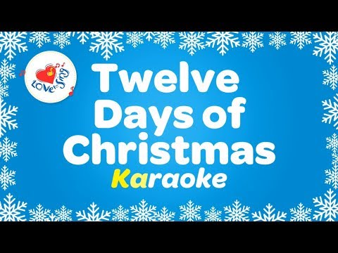 twelve days of christmas instrumental free download