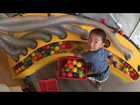 Discovery Gateway Children's Museum, Salt Lake City (bonus footage)