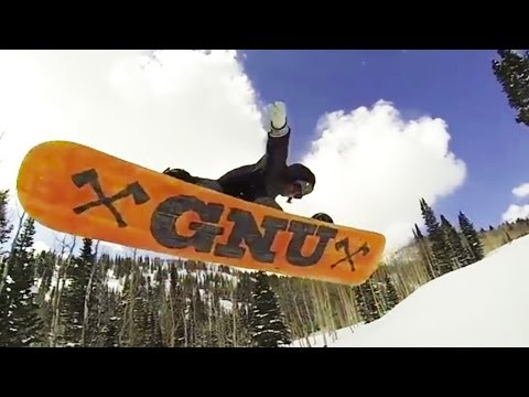Skiing vs. Snowboarding!