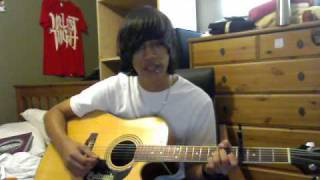 Pierce The Veil - Caraphernelia (Acoustic Cover)