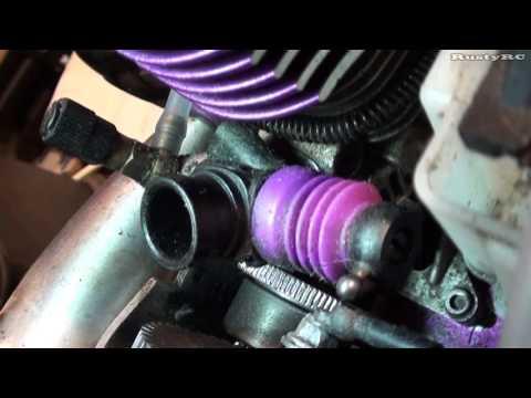 INSANE RUSTY RC - How To Clean Nitro Carburetors