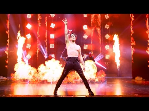 Review: Criss Angel MindFreak LIVE at Luxor Las Vegas