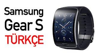Samsung Gear S İnceleme TÜRKÇE