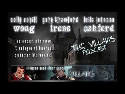 Resident Evil Podcast Sally Cahill Gary Krawford & Leila Johnson