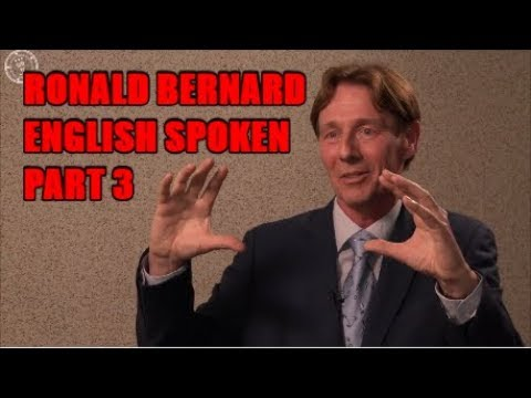 Ex-Illuminati banker Ronald Bernard part 3 English Spoken 2nd half