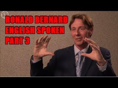 Ex-Illuminati banker Ronald Bernard part 3 English Spoken 2nd half