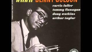 Benny Golson Quintet - Bob Hurd