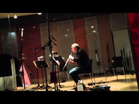 MOON RIVER  Tom Boyd @ the Firehouse Recording Studio