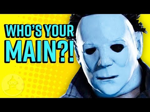 What Your Dead By Daylight Killer Main Says About You! | The Leaderboard