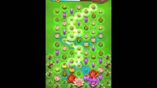 Blossom Blast Saga Level 276 No Boosters
