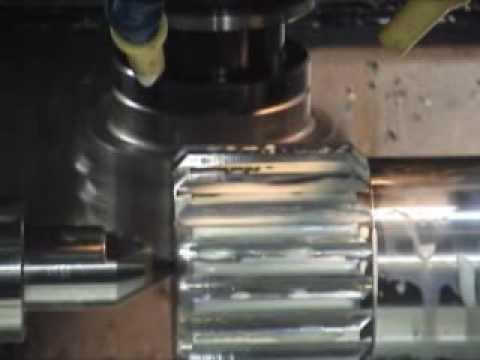 Gear Cutting Spline Cutting No Spline Milling
