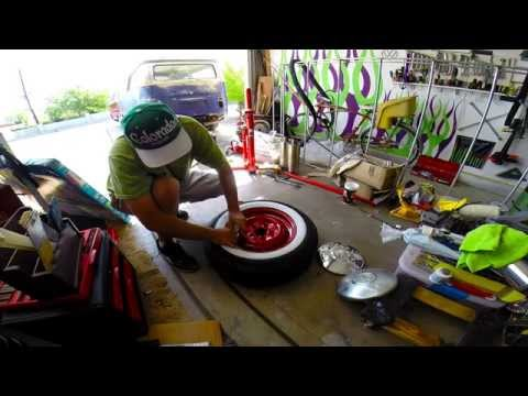 Classic Vw Beetle Bugs How To Install Portawall White W