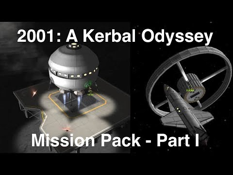 2001: A Kerbal Odyssey - Orion & Aries 1B Missions