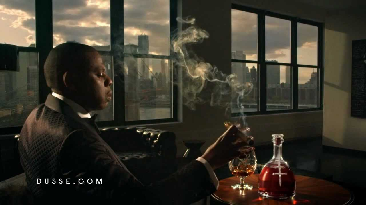 jay z x lil b d 39 uss vsop cognac commercial based. Black Bedroom Furniture Sets. Home Design Ideas