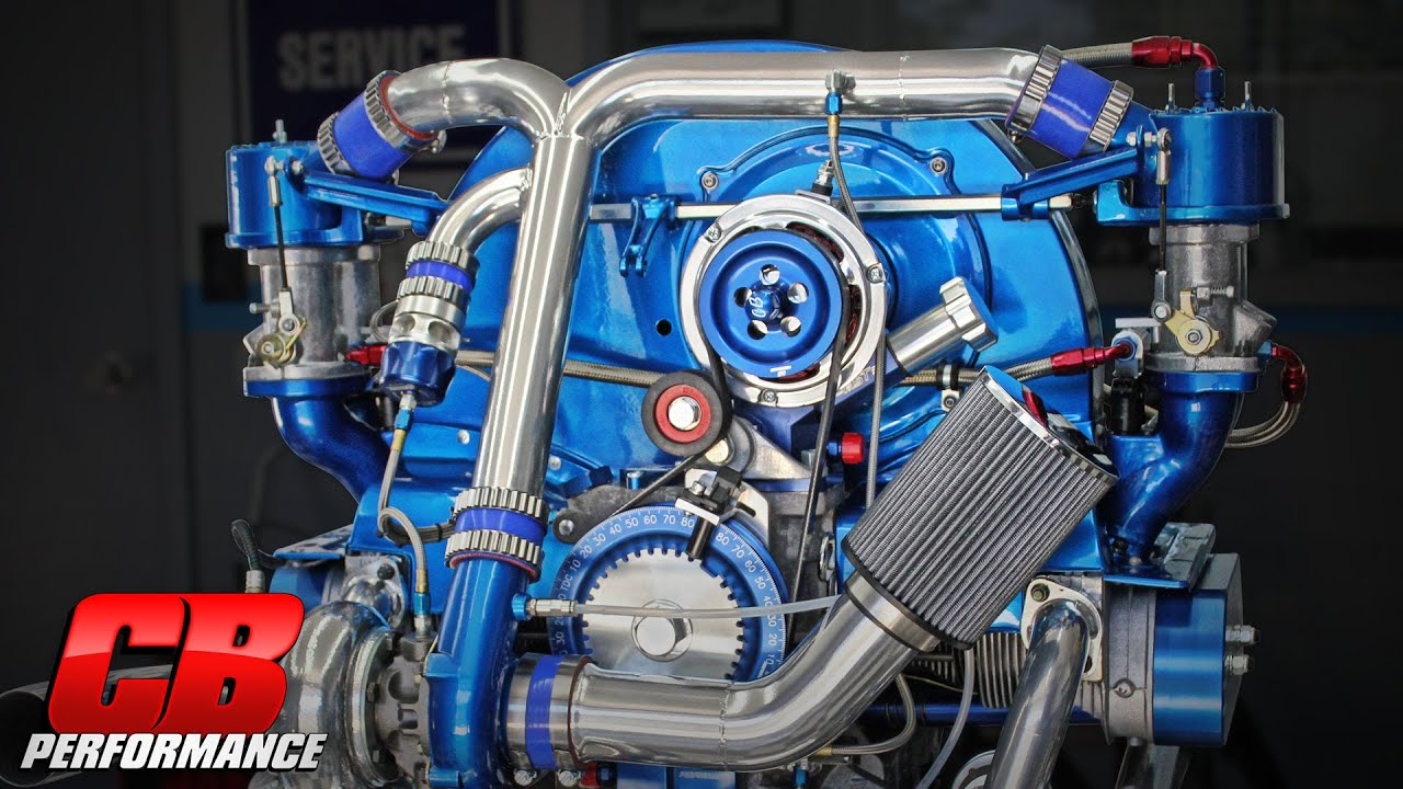 CB Performance - 2332cc Turbo Engine (made 330hp)