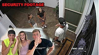 PRANKING OUR FRIENDS WITH JATIE VLOGS!