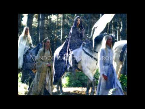 The Passing of the Elves (A Elbereth Gilthoniel) - 2 Version-Mix  + Sindarin and English Lyrics mp3