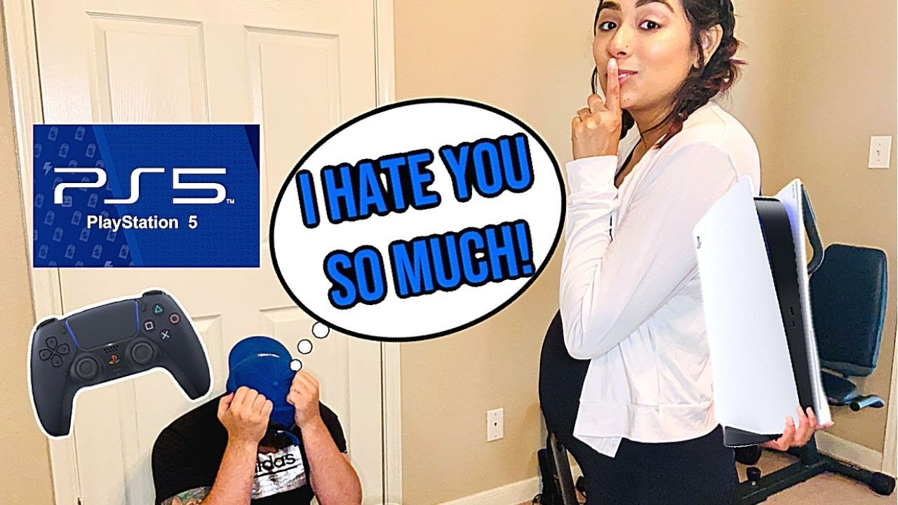 Sold My Boyfriends XBOX ONE AND Surprised Him With The NEW PS5!!