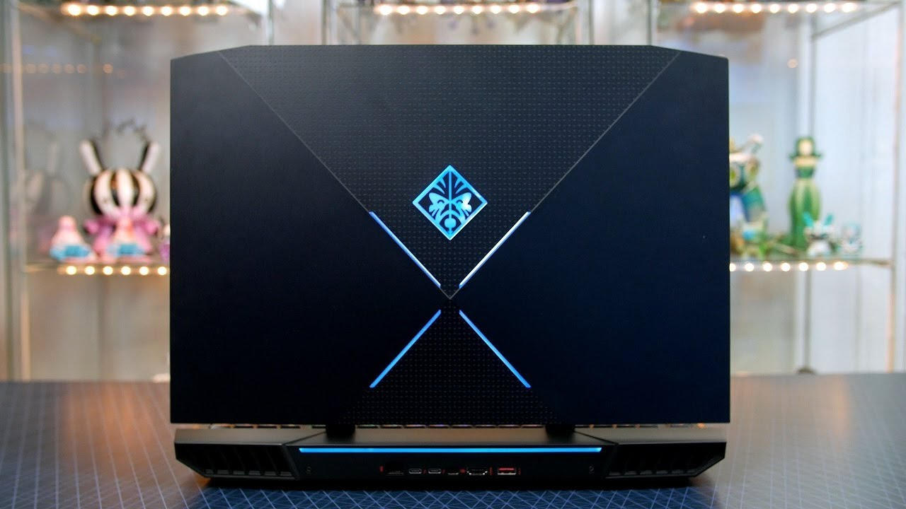 HP Omen X Laptop Review 2018 - My Favourite Gaming Laptop?