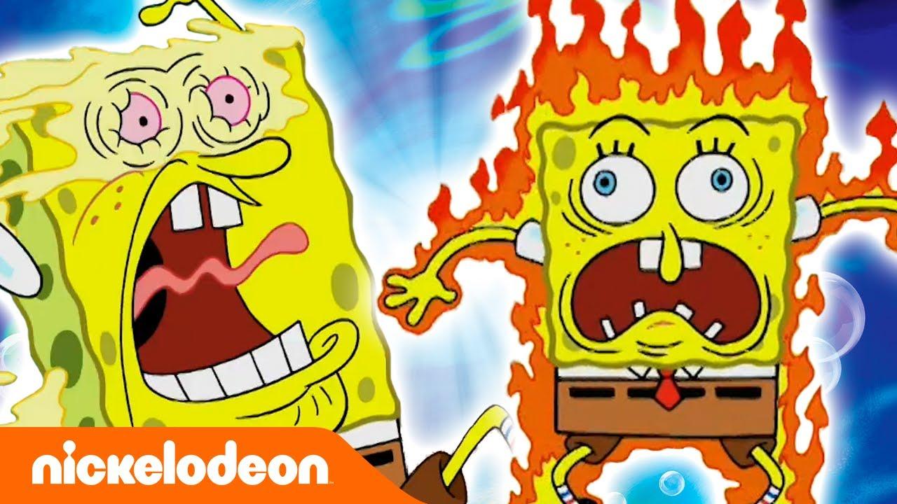 Spongebob Squarepants Spongebob Pindah Nickelodeon Bahasa Youtube
