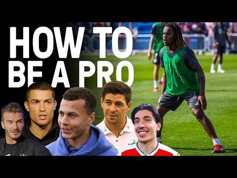The World's Greatest Players Reveal How To Be A Pro