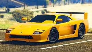 "GTA 5 Online - NEW ""TURISMO CLASSIC"" DLC CAR SPENDING SPREE & CUSTOMIZATION GAMEPLAY! (GTA 5 DLC)"