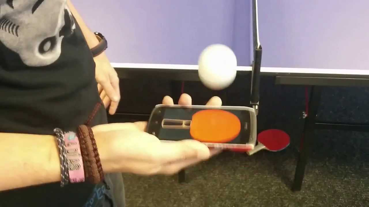 how to hold ping pong paddle youtube