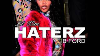 Watch Lil Kim Haterz ft B Ford video