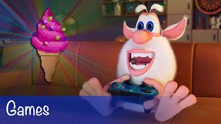 Booba - Funny games - All games compilation - Cartoon for kids