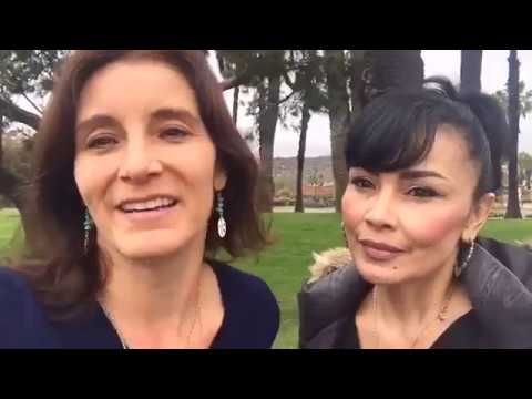 Brandy Vaughan and Gina live telling their vaccine injury stories